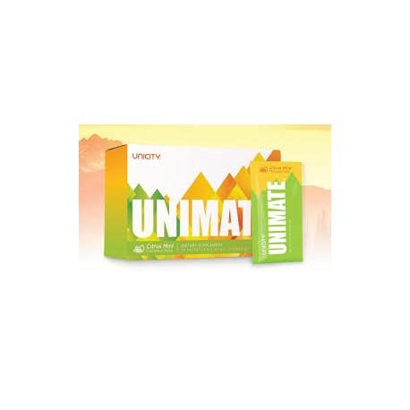 UNIMATE Citrus Mint 30 Sacchets